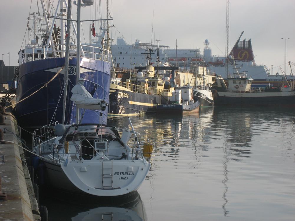 Danske bådnavne